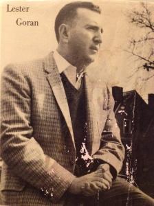 Lester Goran c. 1959