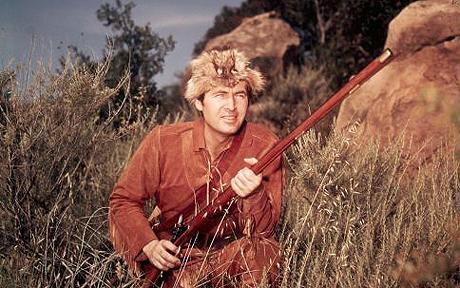 Fess Parker as Davy Cricket