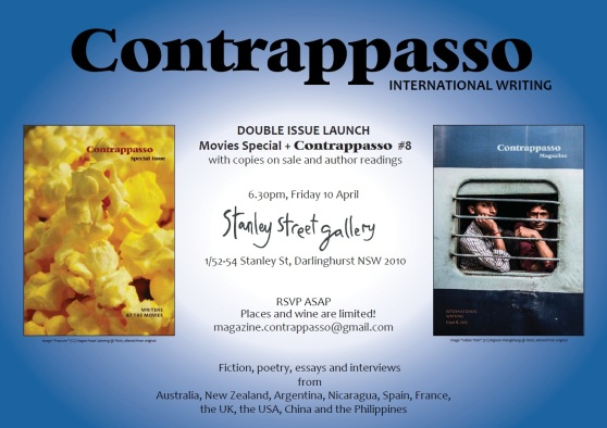 Contrappasso Double Issue, April 2015